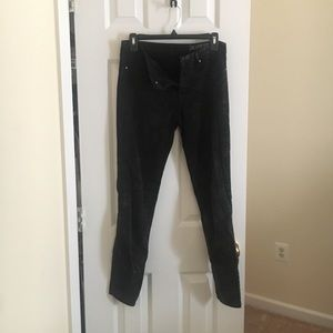 Nordstrom Blank NYC Black distressed jeans